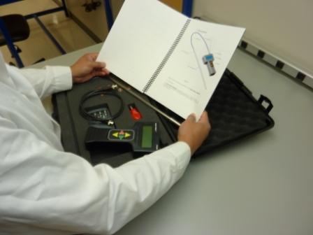 SM1000 ultrasonic cavitation meter manual