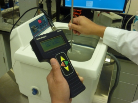 SM1000 cavitation measurement