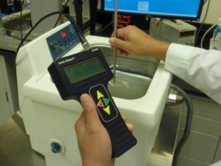 SM1000 cavitation measurement